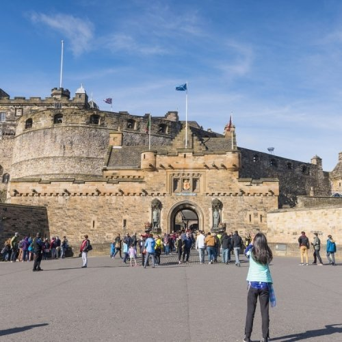 Edinburgh Castle & The Royal Mile