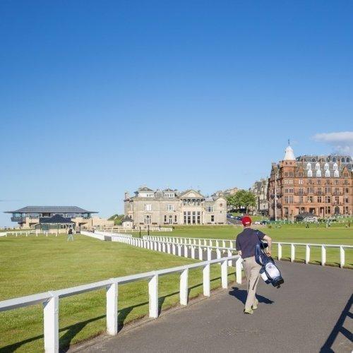St Andrews, Falkland, & Fife Private Tour from Edinburgh
