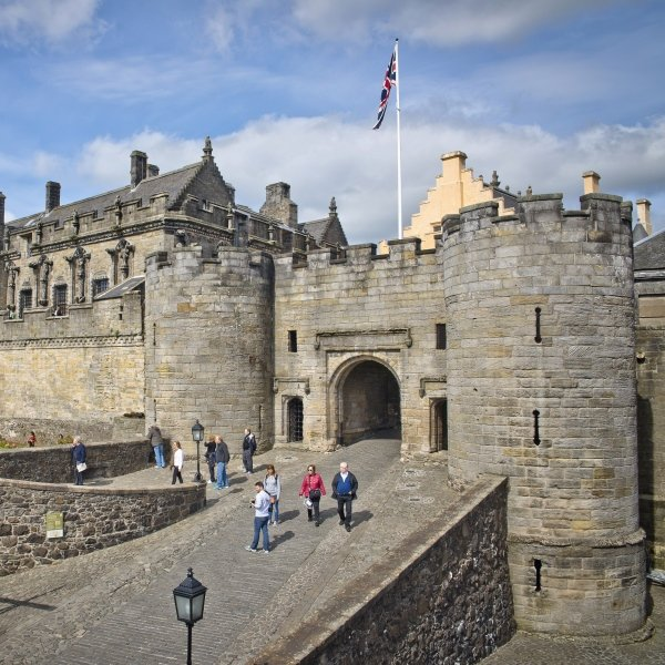 Best of Scotland in a Day: Castle, Whisky and Highlands